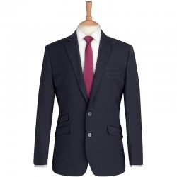 Plain Cassino slim fit jacket BROOK TAVERNER 270 GSM