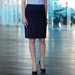 Plain Women's Sigma Straight Skirt BROOK TAVERNER