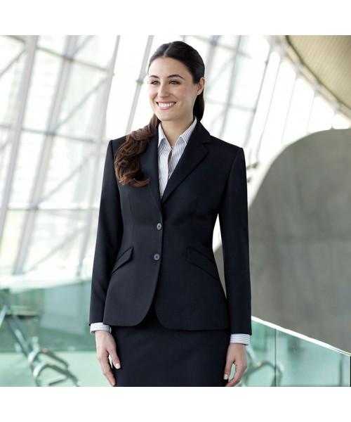 Plain Women's Hebe jacket BROOK TAVERNER 390 GSM