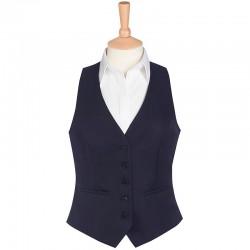 Plain Women's Luna waistcoat BROOK TAVERNER 335 GSM