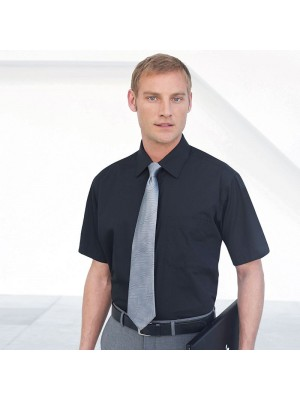 Plain Rosello Short Sleeve Shirt BROOK TAVERNER