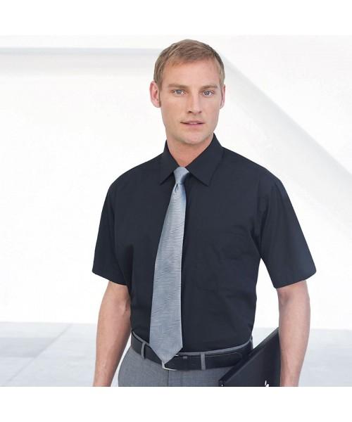 Plain Rosello Short Sleeve Shirt BROOK TAVERNER