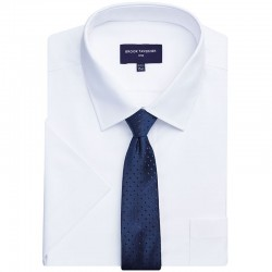 Plain Vesta short sleeve shirt BROOK TAVERNER 115 GSM