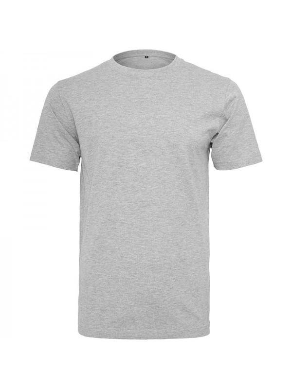 Plain t shirt round neck build your brand 200 gsm for Plain t shirt brands