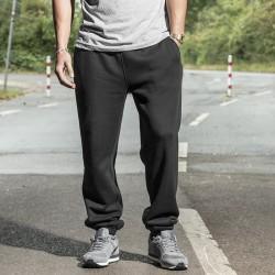 Plain Heavy sweatpants Build Your Brand 320 GSM