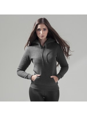 Plain Women's heavy hoody Build Your Brand 320 GSM