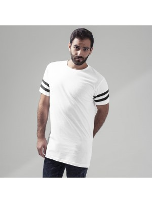 Plain Stripe Jersey tee Build Your Brand 200 GSM