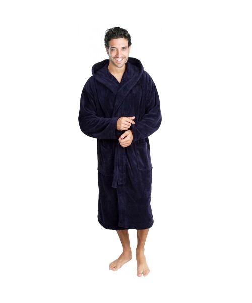 Hoody Terry Towel Luxury Bath Gown 450 GSM