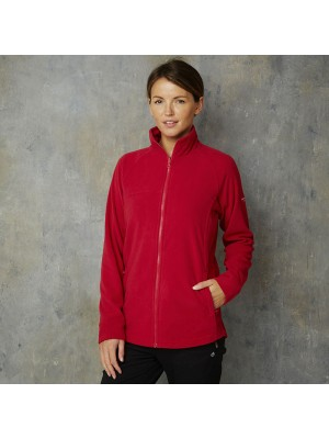 Plain Womens Basecamp Microfleece full zip Craghoppers 250 GSM