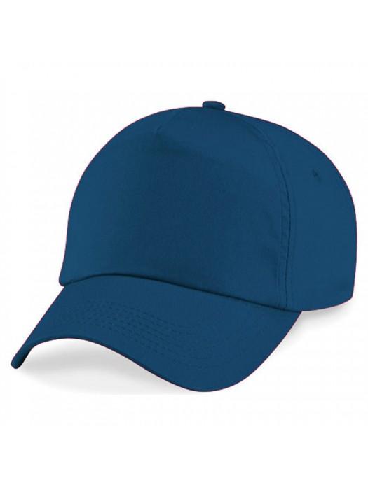 Plain French Navy Baseball Cap, French Navy Caps