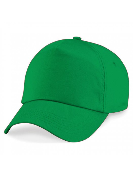 Plain Kelly Green Baseball Cap, Kelly Green Caps