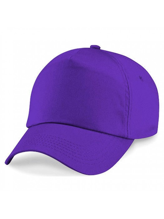 Plain Purple Baseball Cap, Purple Caps