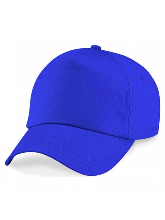 Plain Royal Blue Baseball Cap, Royal Caps