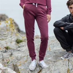 Plain FRENCH TERRY JOGGERS FRONT ROW 280 GSM