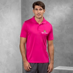 Gym Wear Polo Shirt Cool smooth Gym Croc Fitness Training, Men's Gym Clothing