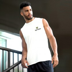 Gym Wear Vest Cool smooth sports Gym Croc Fitness Training, Men's Gym Clothing