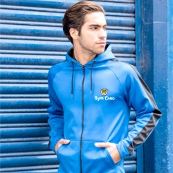 Gym Wear Hoodies Sports polyester zoodie Gym Croc Fitness Training, Men's Gym Clothing