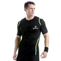 Gym Wear T Shirts Gamegear® Cooltex® Gym Croc Fitness Training, Men's Gym Clothing