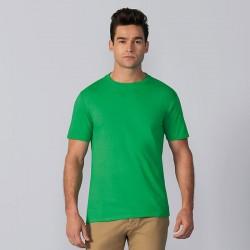 Personalised T Shirt Premium Cotton Gildan White 180gsm, Colours 185gsm  with custom design printed