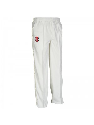 Plain Matrix trousers Gray Nicolls 240 GSM