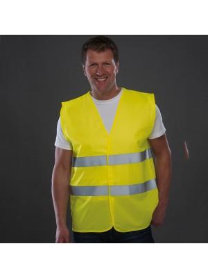 YOKO Hi vis 120GSM waistcoat vest t shirts