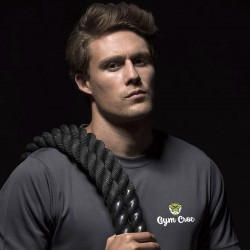 Gym Wear T Shirts Cool T Gym Croc Fitness Training, Men's Gym Clothing