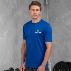 Gym Wear T Shirts Cool T Gym Croc Fitness Training, Men's Gym Clothing