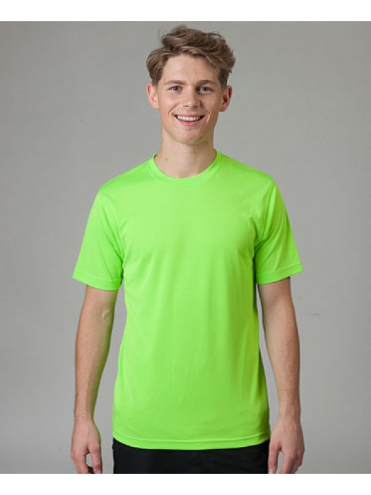 Plain Cool polyester t-shirt