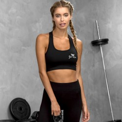 Gym Wear Vest Girlie cool sports crop top Gym Kitty Fitness Training, Yoga