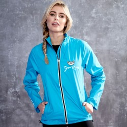 Gym Wear Jacket Cool running Gym Kitty Fitness Training, Yoga