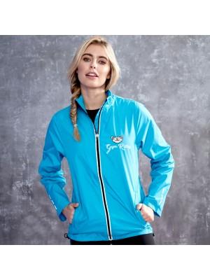 Gym Wear Jacket Cool running Gym Kitty Fitness Training, Yoga