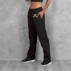Gym Wear Pants Girlie cool track Gym Kitty Fitness Training, Yoga