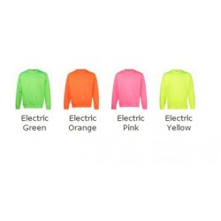 AWD Adult Electric Pink sweatshirt