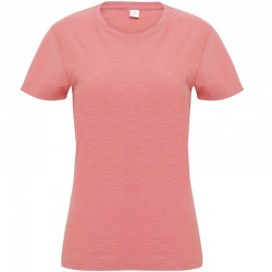 Plain Girlie slub T-Shirts AWD 160 GSM