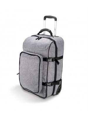 Plain JAP CABIN SIZE TROLLEY BAG KIMOOD