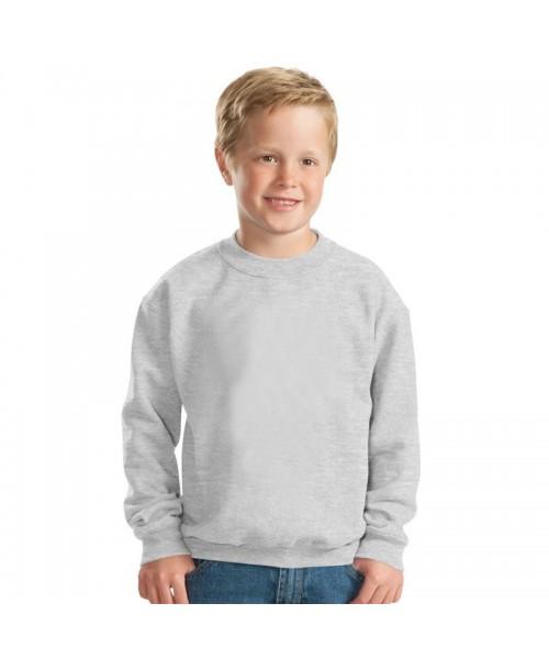 A Plain CHEAP Kids Sweatshirt Disposable one time use Sweatshirts