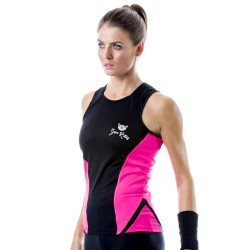 Gym Wear Vest Women's Gamegear® Cooltex® sports  Gym Kitty Fitness Training, Yoga