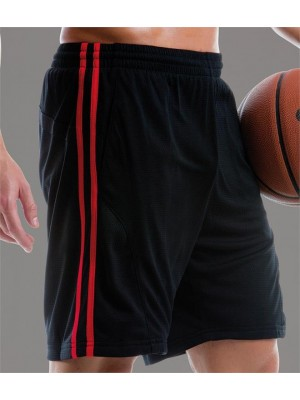 Plain COOLTEX CONTRAST SPORTS SHORTS GAMEGEAR 140 GSM