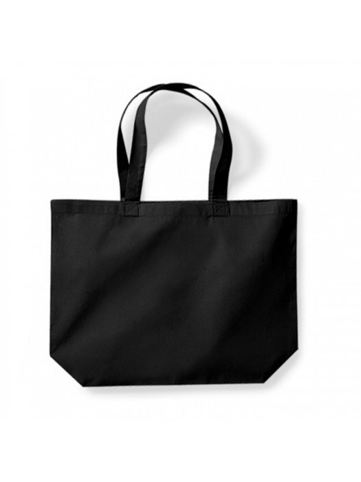 Black Large capacity Maxi bag for life