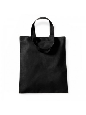 Black small handle westford Mill Mini bag for life