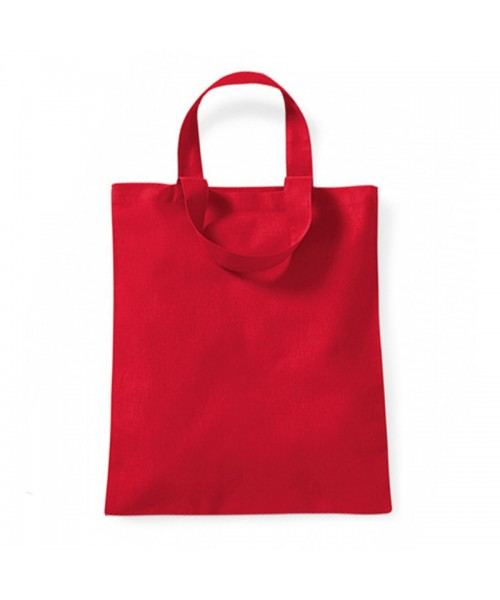 Classic Red small handle westford Mill Mini bag for life