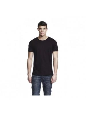 Plain Cheap Black T-Shirts Continental 115 GSM