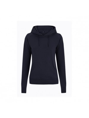 Plain Women's Pullover Hooded Sweatshirt Continental 320 GSM