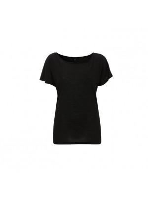 Plain Women's Batwing Tunic T-Shirt Continental 120g / 3.5 oz GSM