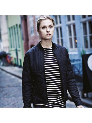 Plain Women's Halifax jacket NIMBUS