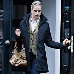 Plain Women's Bellington jacket NIMBUS