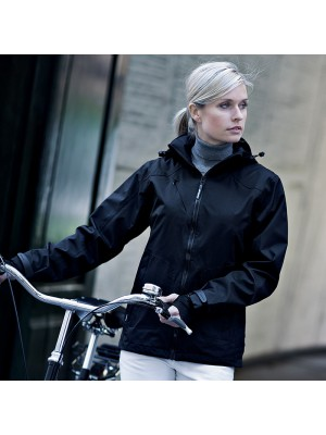 Plain Women's whistler jacket NIMBUS