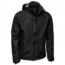 Plain Men's whistler jacket NIMBUS