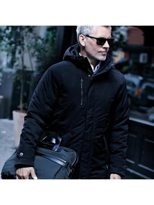Plain Men's Avondale winter jacket NIMBUS 100 GSM