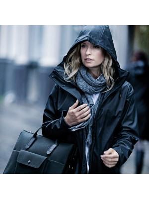 Plain Women's Huntington fashion raincoat NIMBUS 200 GSM